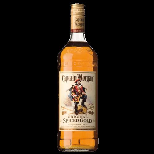 Rum przyprawiony - drinkowanie.pl