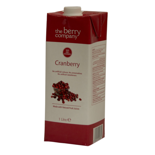 Cranberry juice - drinking.land