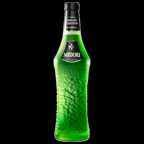 Likier melonowy (Midori) - drinkowanie.pl