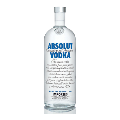 Absolut Vodka - drinkowanie.pl