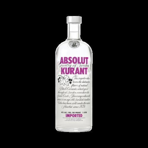 Absolut Kurant - drinkowanie.pl