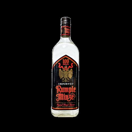 Rumple Minze (likier miętowo pieprzowy) - drinkowanie.pl