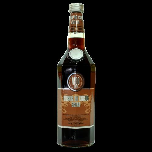 Ciemny krem kakaowy - drinkowanie.pl