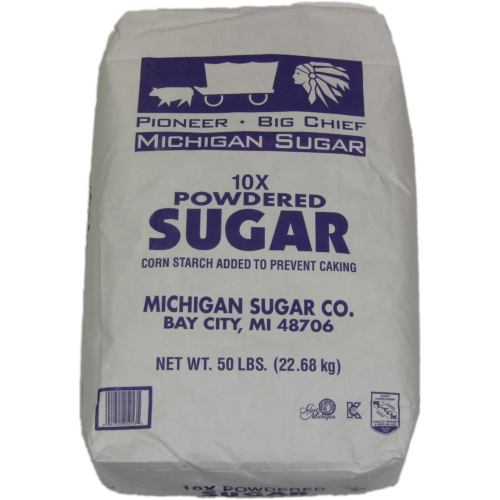 Powdered sugar - drinking.land