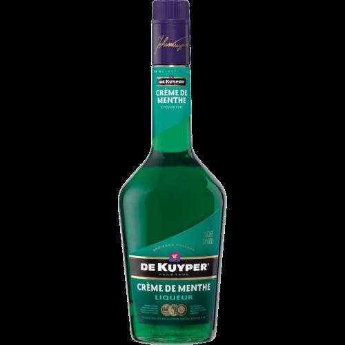 Zielony likier miętowy (Creme de Menthe) - drinkowanie.pl