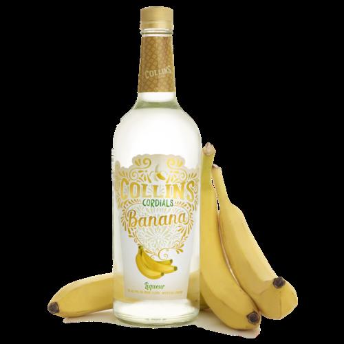 Likier bananowy - drinkowanie.pl