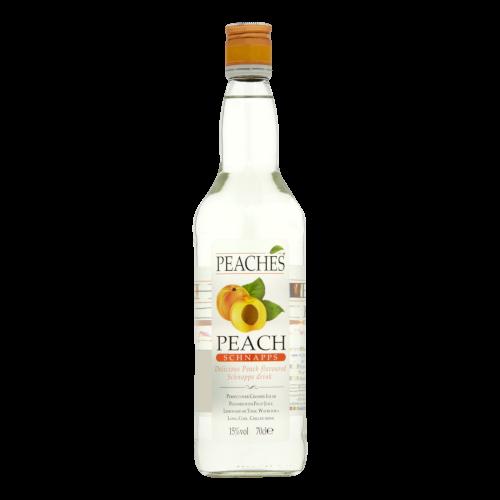 Peach schnapps - drinking.land