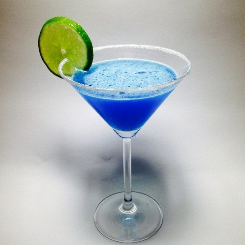 Blue Margarita - drinkowanie.pl
