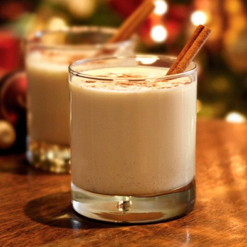 Egg Nog - Healthy