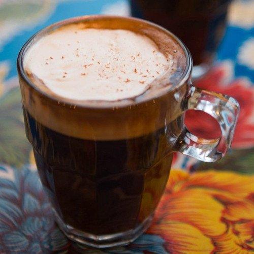 Irish Coffee (Simple) - drinkowanie.pl