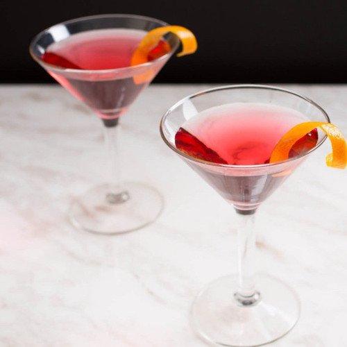Cosmopolitan Martini - drinkowanie.pl
