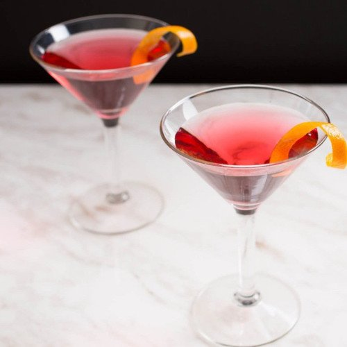 Cosmopolitan Martini - drinking.land