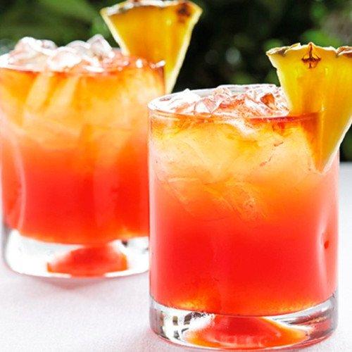 Rum Punch - drinkowanie.pl