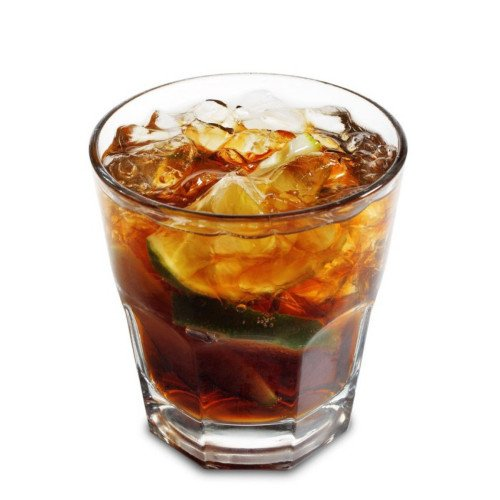Jack's Vanilla Coke