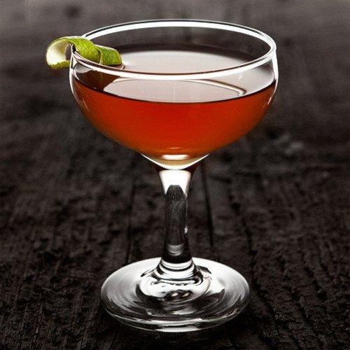Dubonnet Cocktail - drinkowanie.pl