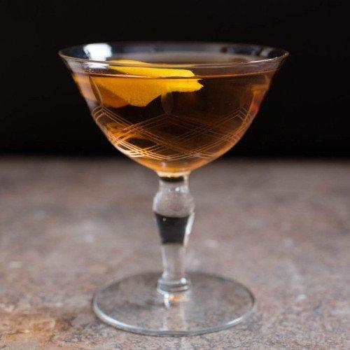 Martinez Cocktail - drinkowanie.pl