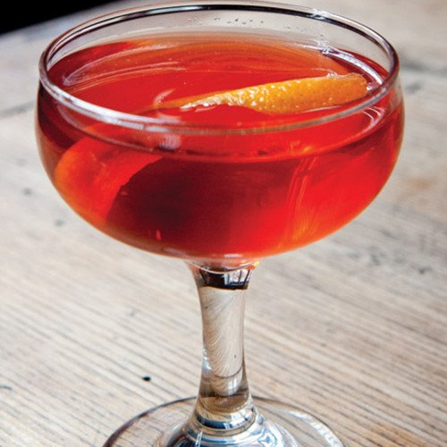 Port Wine Cocktail - drinkowanie.pl